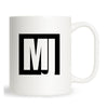 Mother Jones Icon Mug Black