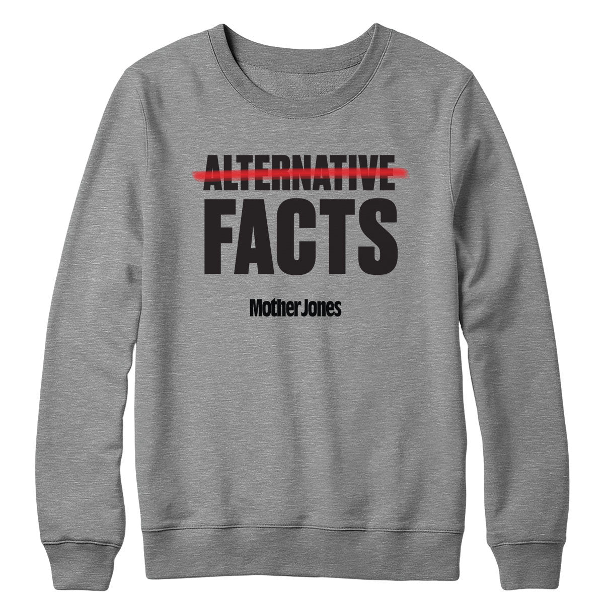 Facts Crewneck