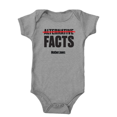 Facts Onesie