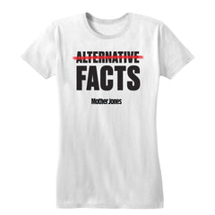 Facts Women's Fitted Tee