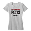 Facts Women's Fitted V-neck