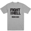 Fight Like Hell (Black Print) Unisex Tee