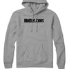 Mother Jones Logo (Black) Hoodie