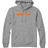 Mother Jones Logo (Orange) Hoodie