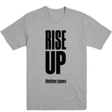 Rise Up (Black Print) Men's Tee