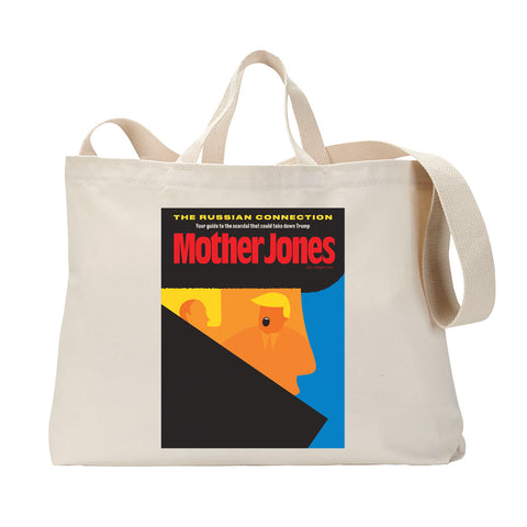 The Russian Connection Tote Bag