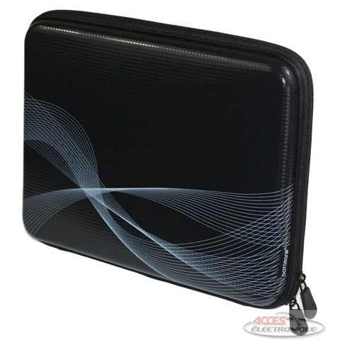 "<span lang=""fr"">Étui rigide de transport pour tablette 10""</span><span lang=""en"">10"" Hard Shell Notebook Sleeve Case</span>"