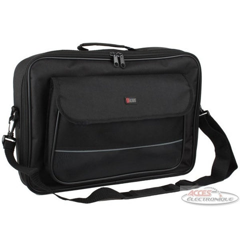 "<span lang=""fr"">Sacoche nylon pour portable (17"") - Icon</span><span lang=""en"">Nylon Carrying Case For Notebook (17"") - Icon</span>"