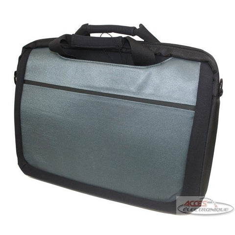 "<span lang=""fr"">Sacoche nylon pour portable (15.4"") - Targus</span><span lang=""en"">Nylon Carrying Case For Notebook (15.4"") - Targus</span>"
