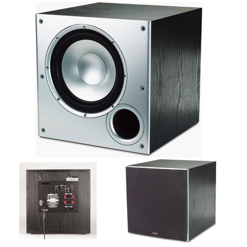 "<span lang=""fr"">Caisson 10"" Polkaudio amplifiée PSW-10 (Noir)</span><span lang=""en"">Polkaudio 10"" amplified Sub Woofer PSW-10 (Black)</span>"