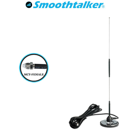 "<span lang=""fr"">Antenne 26po Smoothtalker à base magnétique</span><span lang=""en"">Smoothtalker 26po Antenna with Magnetic Base</span>"