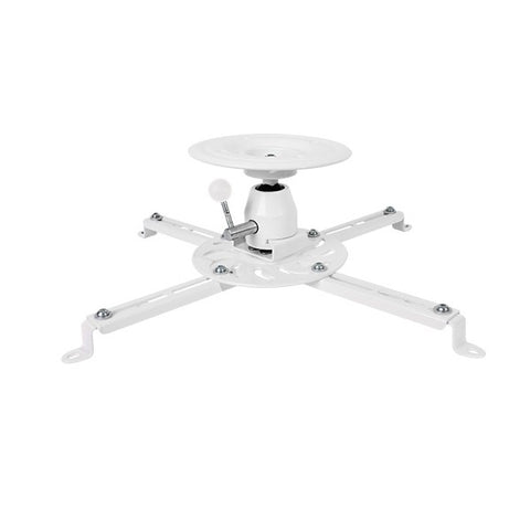 "<span lang=""fr"">Support univer. projecteur 33lbs Blanc</span><span lang=""en"">Univer.ceiling projector mount White</span>"