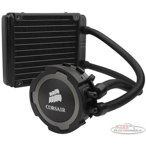 "<span lang=""fr"">Refroidisseur liquide Ventilateur simple</span><span lang=""en"">Liquid CPU Cooler Single Fan</span>"
