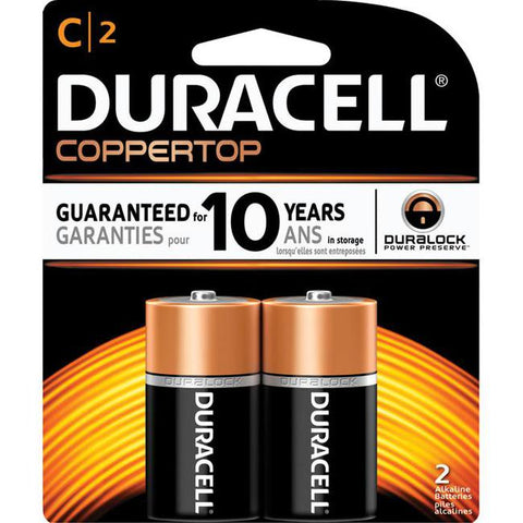 "<span lang=""fr"">2 piles C Alcaline Duracell Coppertop</span><span lang=""en"">2 Batt. C AlKaline Duracell Coppertop</span>"