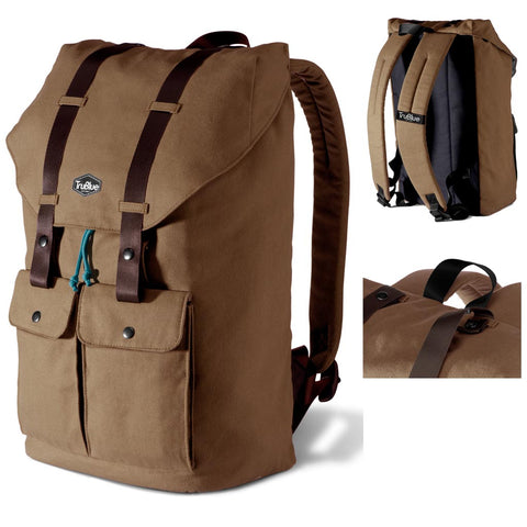 "<span lang=""fr"">Sac à dos pour ordinateur portable 15.6po. Safari</span><span lang=""en"">Backpack for portable laptops 15.6in. Safari</span>"
