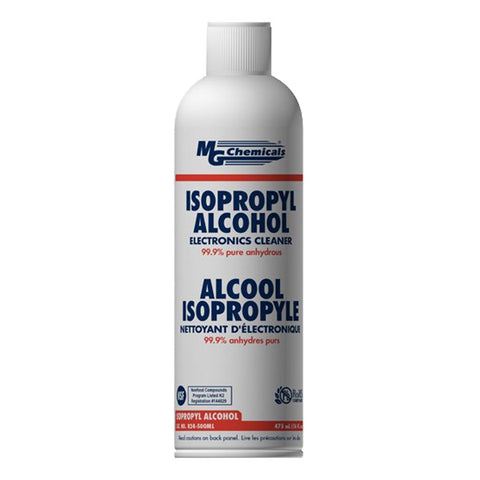 "<span lang=""fr"">Nettoyant d'électronique à alcool isopropyle </span><span lang=""en"">Isopropyle Alcohol electronics cleaner </span>"