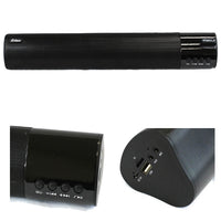 "<span lang=""fr"">Barre de son Bluetooth noir</span><span lang=""en"">Black Bluetooth sound bar</span>"