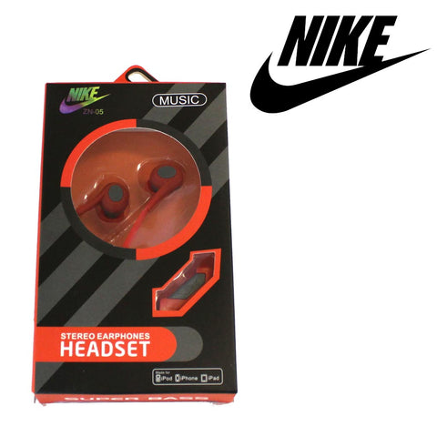 "<span lang=""fr"">Écouteurs Super Bass de Nike ZN-05 - Rouge</span><span lang=""en"">ZN-05 Nike Super Bass earphones - Red</span>"