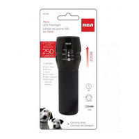 "<span lang=""fr"">Lampe de poche en métal RCA (RFL062)</span><span lang=""en"">RCA Metal LED Pocket Flashlight (RFL062)</span>"