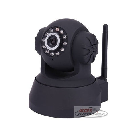 "<span lang=""fr"">Camera ip s/fil motorise i/r nuit+micro</span><span lang=""en"">Ip w.less/wired motion n.vision camera+m</span>"