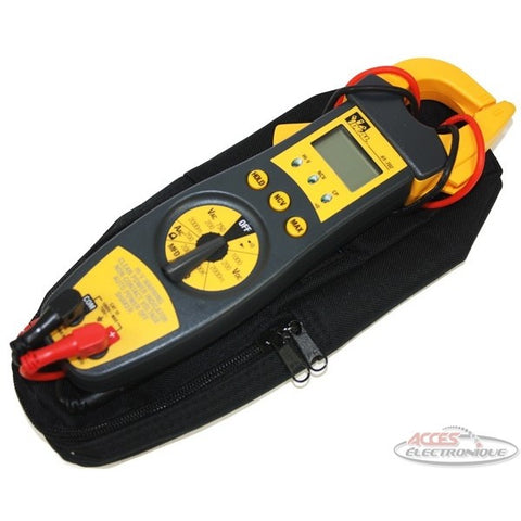 "<span lang=""fr"">Multimètre à pince MS-2002a</span><span lang=""en"">Clamp Meter MS-2002a</span>"