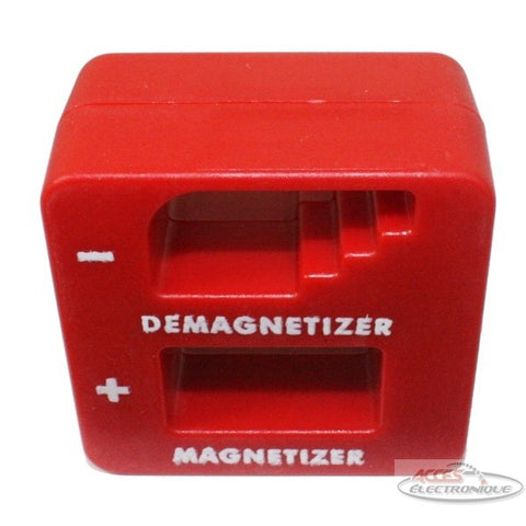"<span lang=""fr"">Bloc magnitisant/demagn. pour tournevis</span><span lang=""en"">Magnetizer/demagne. bloc for screwdriver</span>"