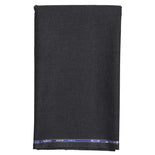 Men's Unstitched Frosted Black Pant