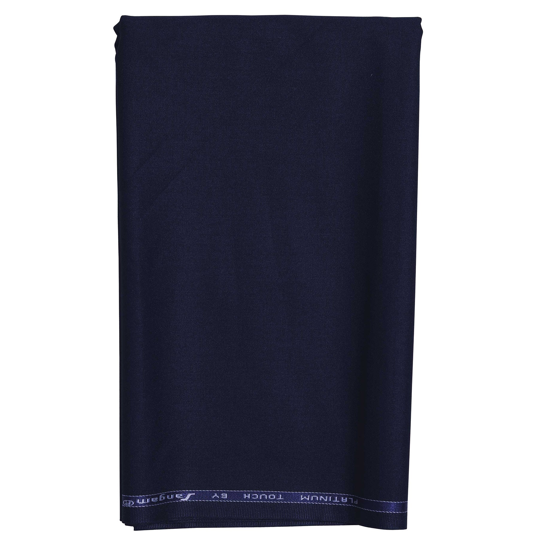 Men's Unstitched Blue Pant