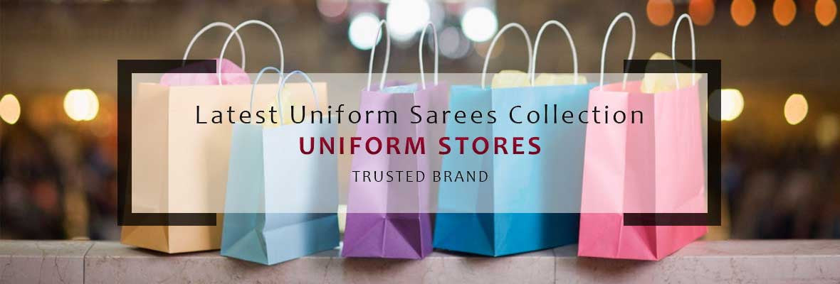 We provide uniform sarees for hospital, teachers uniform sarees, uniform sarees for office