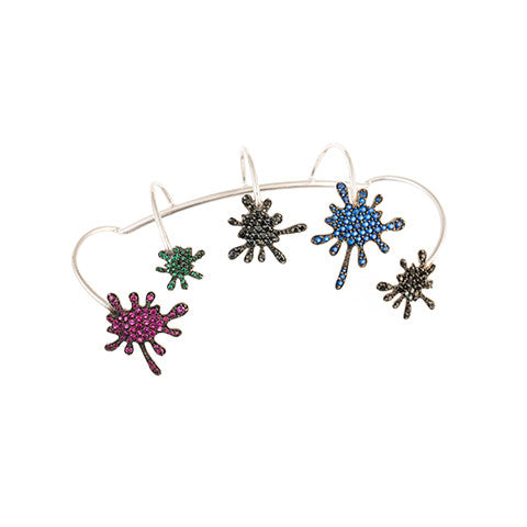 PAINT SPLASH HAND BRACELET