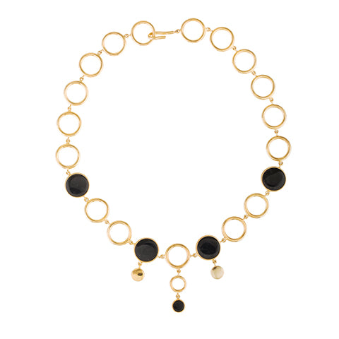 TRIBALE CHOKER NECKLACE
