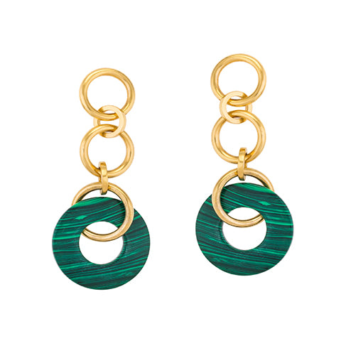 TRIBALE DANGLING EARRINGS