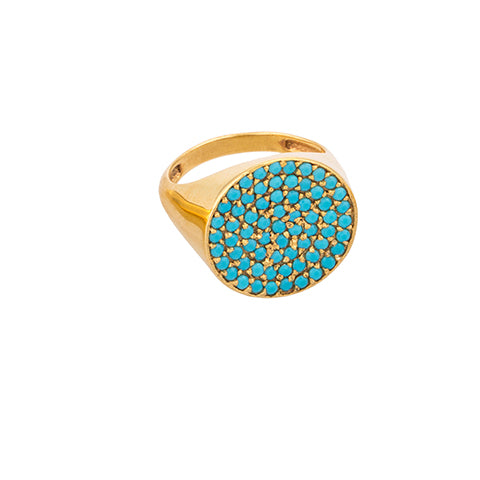 TRIBAL SIGNET RING