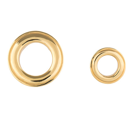 GROMMETS STUD EARRINGS