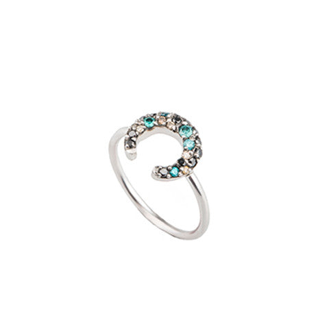 DIAMOND HORN RING