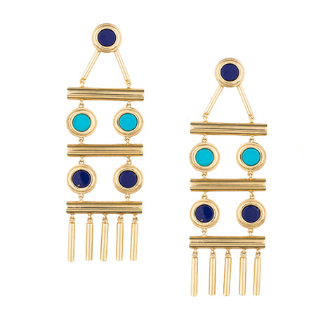 TRIBAL STATEMENT EARRINGS