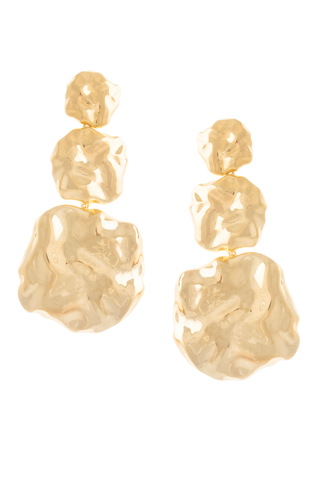 STATEMENT WAVES EARRINGS