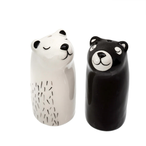 Sleepy Bear Salt and Pepper Shaker