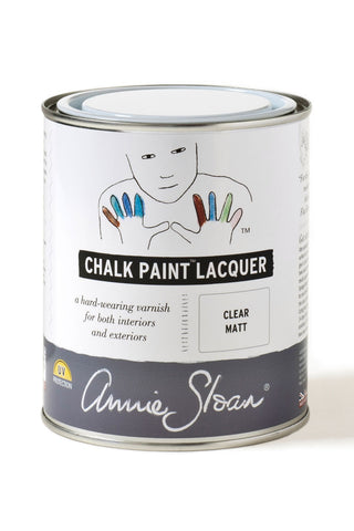 Chalk Paint Lacquer Matt - 750ml