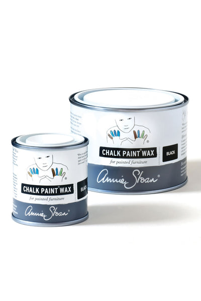 Black Chalk Paint Wax - 125ml