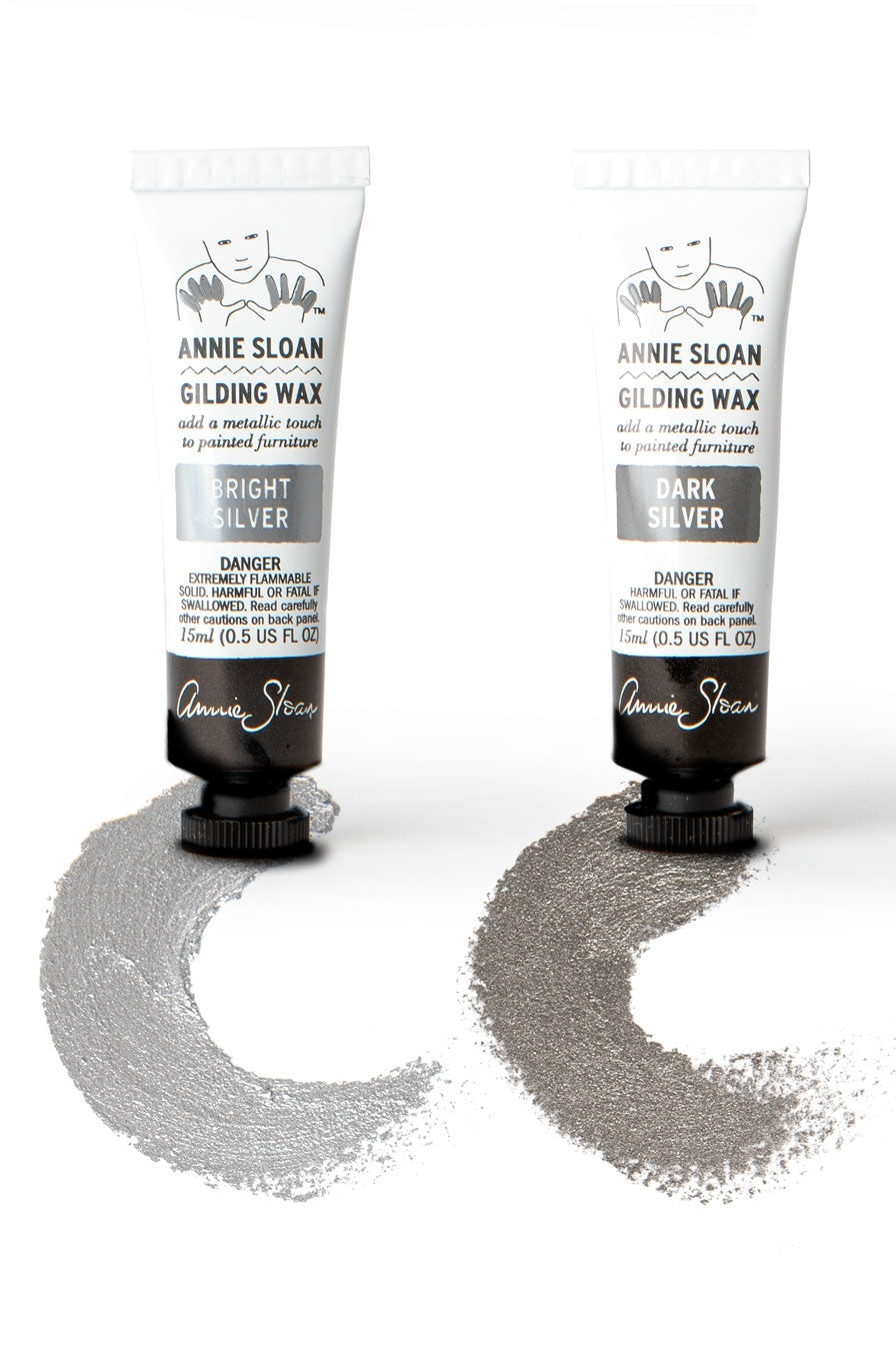 Guilding Waxes - Bright Silver