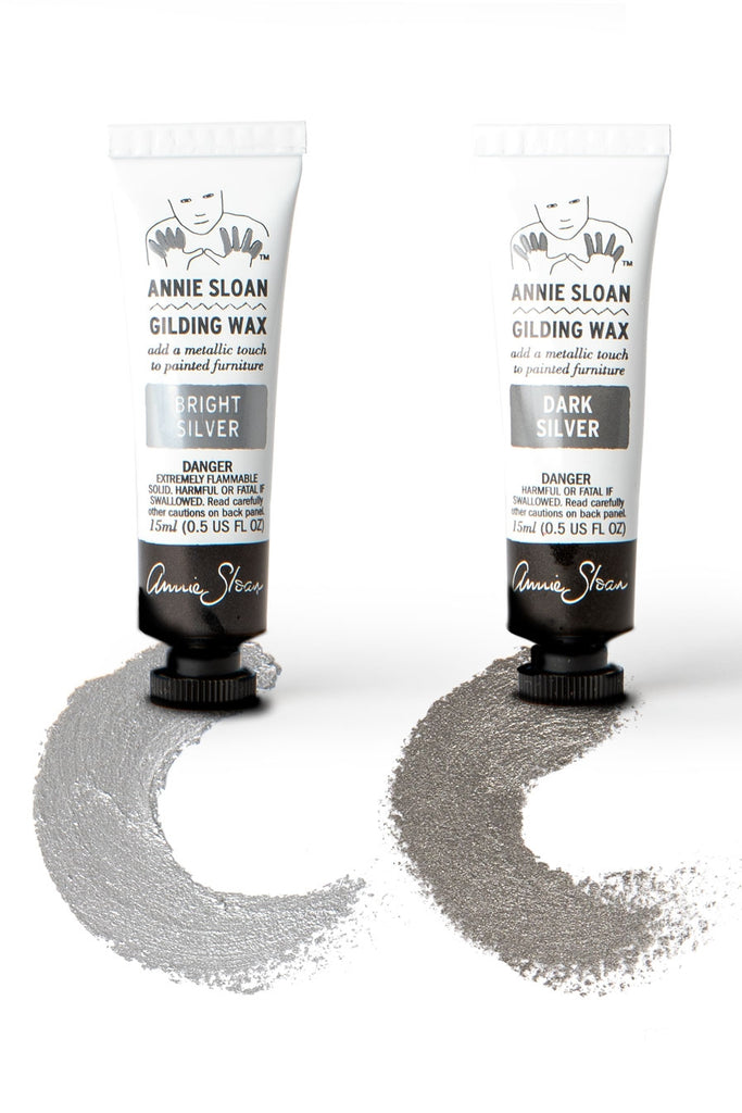 Guilding Waxes - Dark Silver
