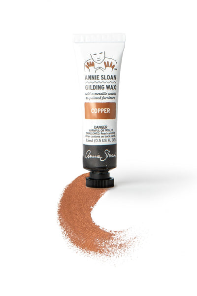 Guilding Waxes - Copper