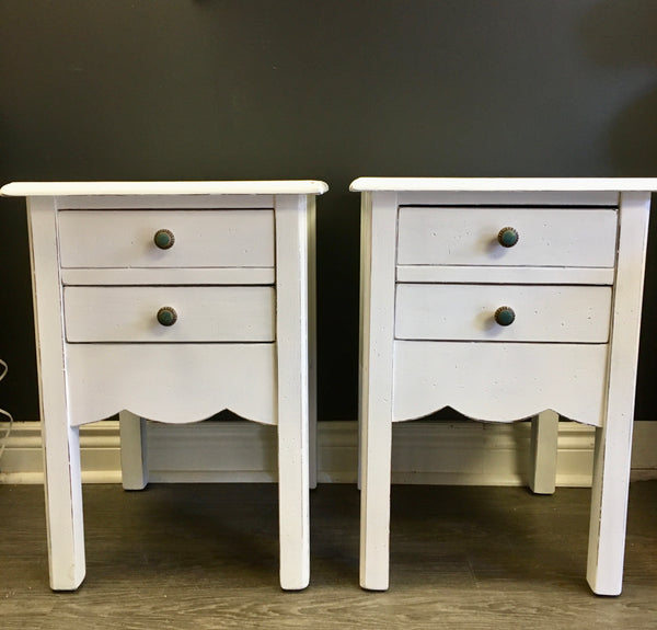Set of Two Night Stands