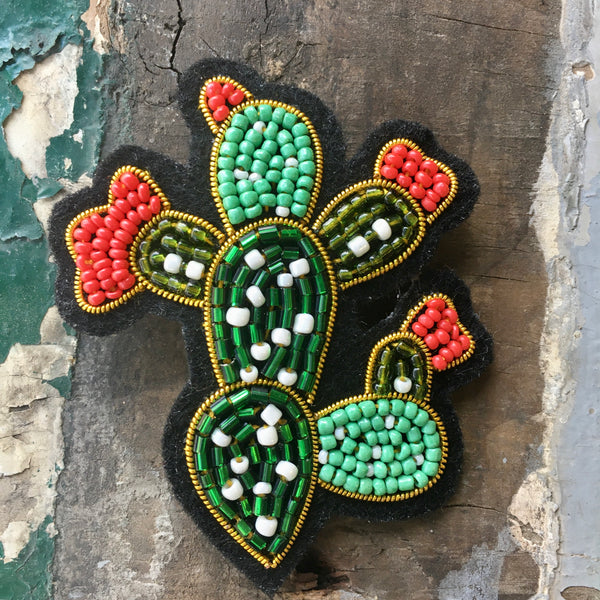 Cactus Patch Pin