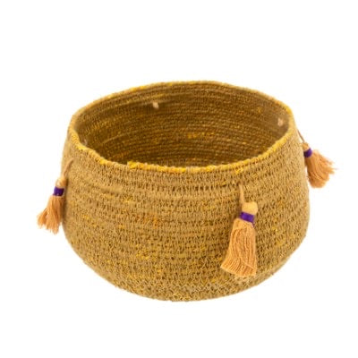 Bella Basket - Yellow