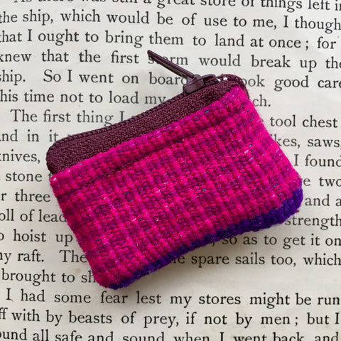 Mini Zinacantan Coin Purse #7