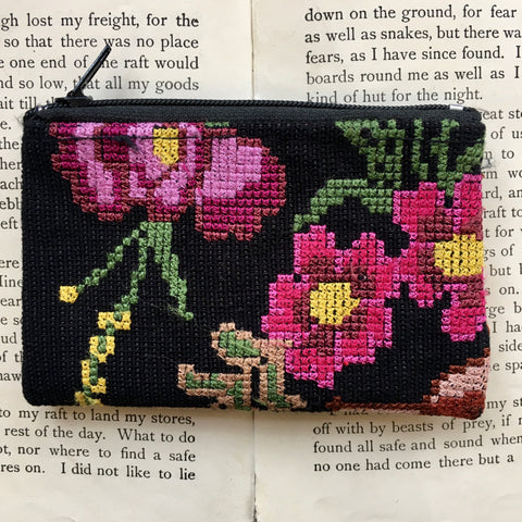 Zinacantan Coin Purse #7 - M