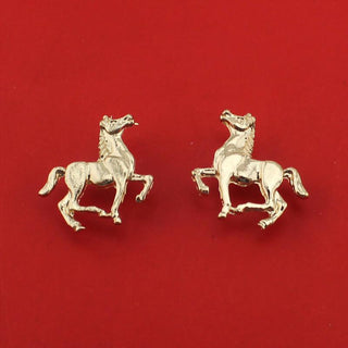 Big Horse Stud Earrings