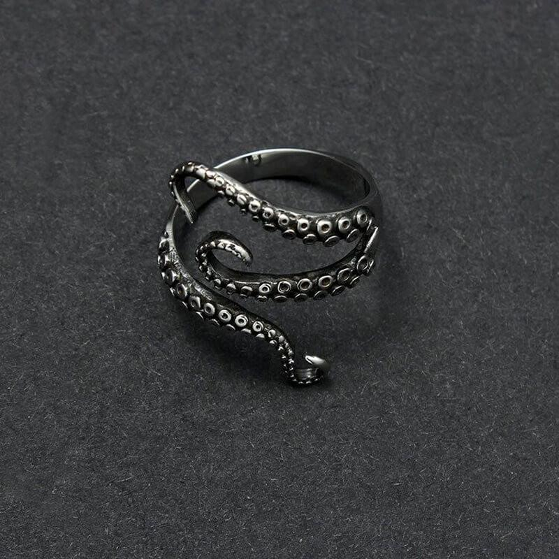 FREE Kraken The Octopus Ring